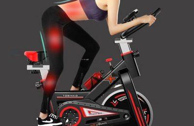 xe đạp tập thể dục toshiko