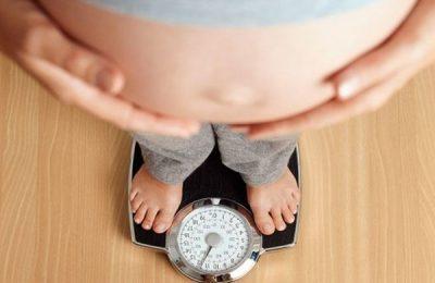 Phụ nữ mang thai tăng bao nhiêu cân là đủ